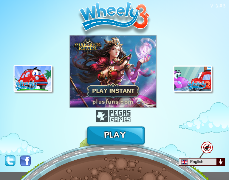 Wheely 3 Unblocked School games, Fun, Games