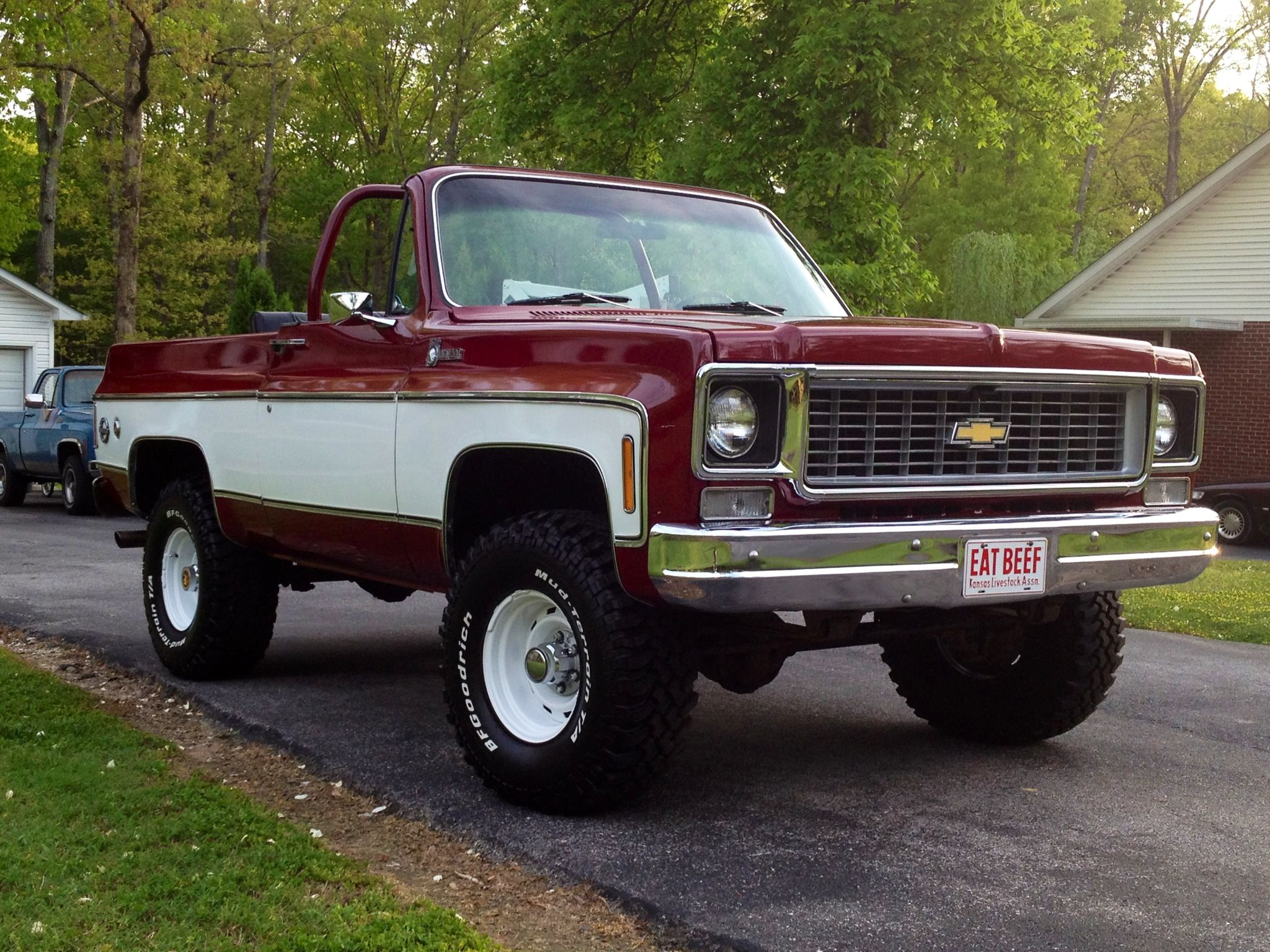 1975 Gmc Stepside 4x4 Autos Post