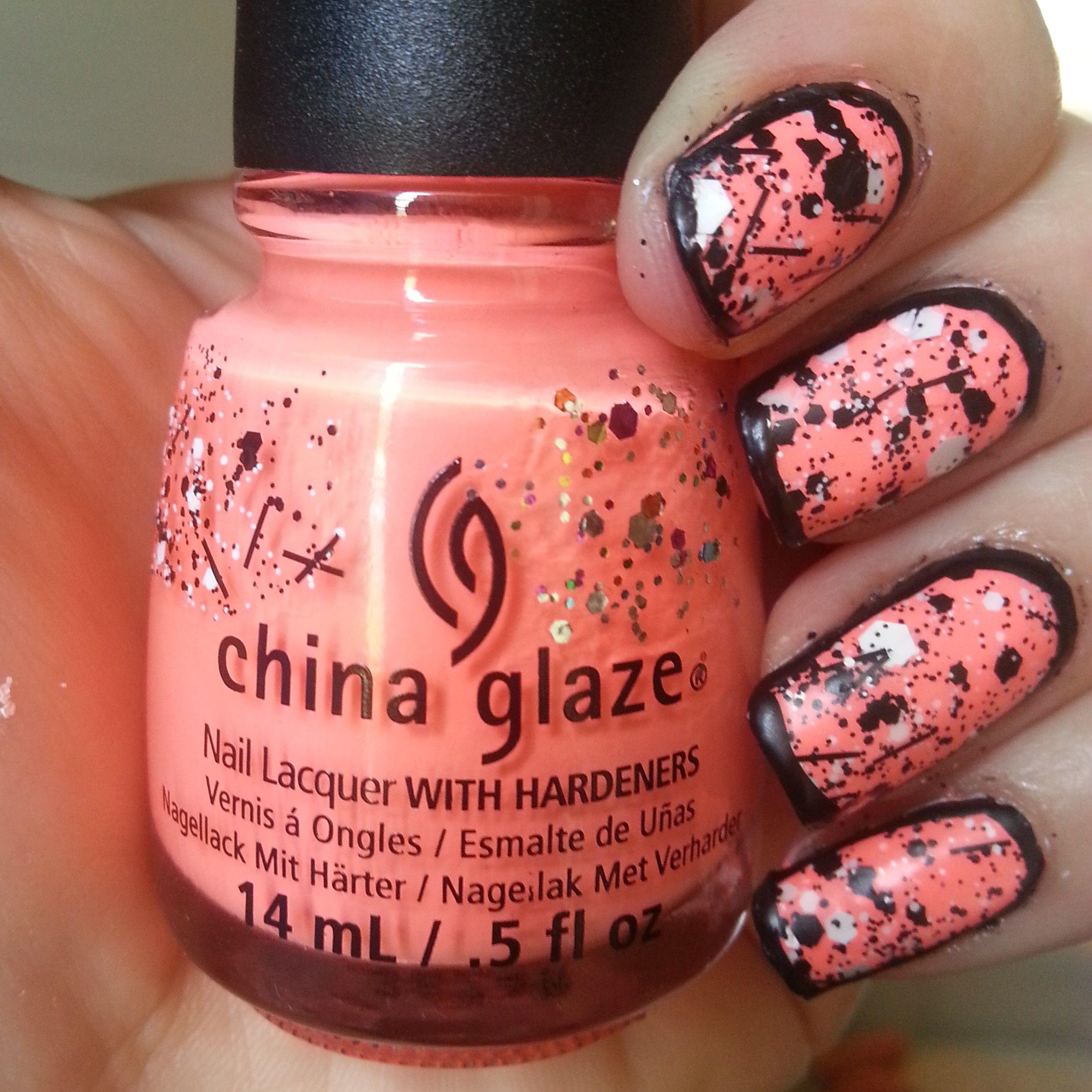 Borderlands Nails, Polish, Nail polish