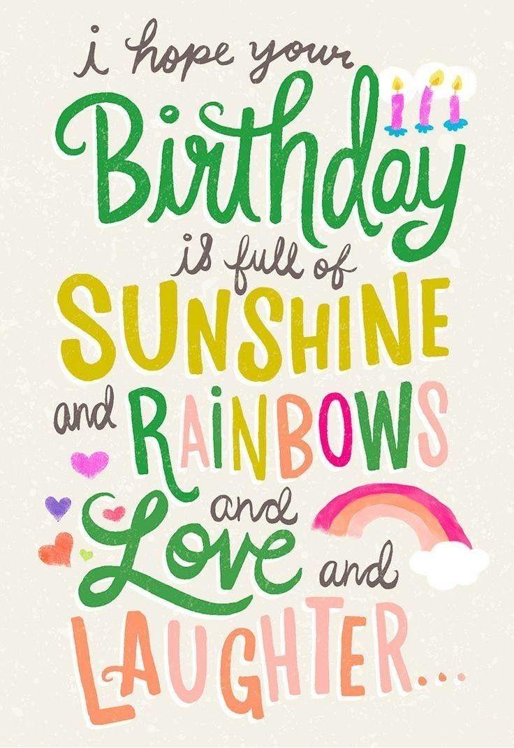 Happy Birthday Wishes And Birthday Greetings Birthday Cards