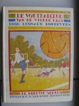 Leonard Roggeveen - De voetbalclub van de vierde klas