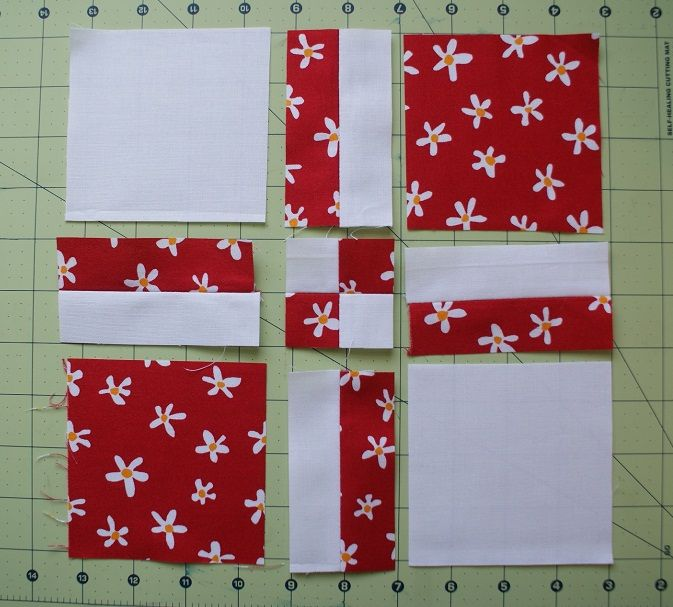 andie johnson sews: Disappearing 4-patch Tutorial | Quilts ... : disappearing 4 patch quilt patterns - Adamdwight.com