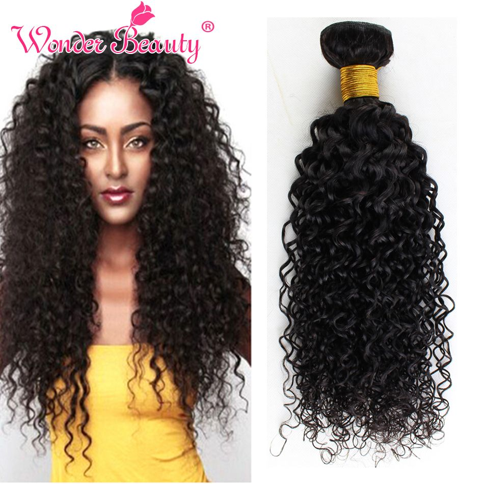 Queen Beauty Weave Products Mongolian Kinky Curly Hair 3pcs Lot 8