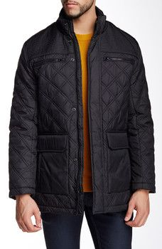Andrew Marc - Futon Quilted Jacket