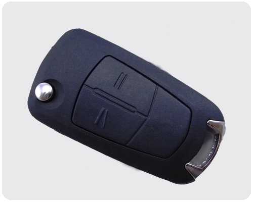 73.51$  Buy now - http://aliij0.worldwells.pw/go.php?t=32769967941 - BRAND NEW Flip Folding Remote Key Keyless 2 Button For Opel Vectra Astra 433MHZ ID46 Chip HU100 Uncut Blade 73.51$
