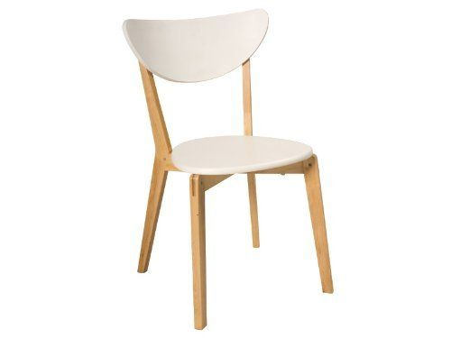 STUHL  - küchenstuhl weiß holz