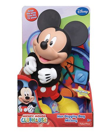 Love This Mickey Mouse Clubhouse Hot Diggity Dog Dancing Toy By