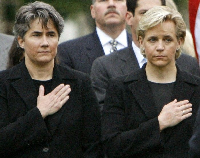 Dick cheney daughter and wife