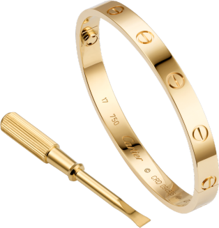 Cartier Love Lock Bracelet This On And Give Your Significant Other The Key