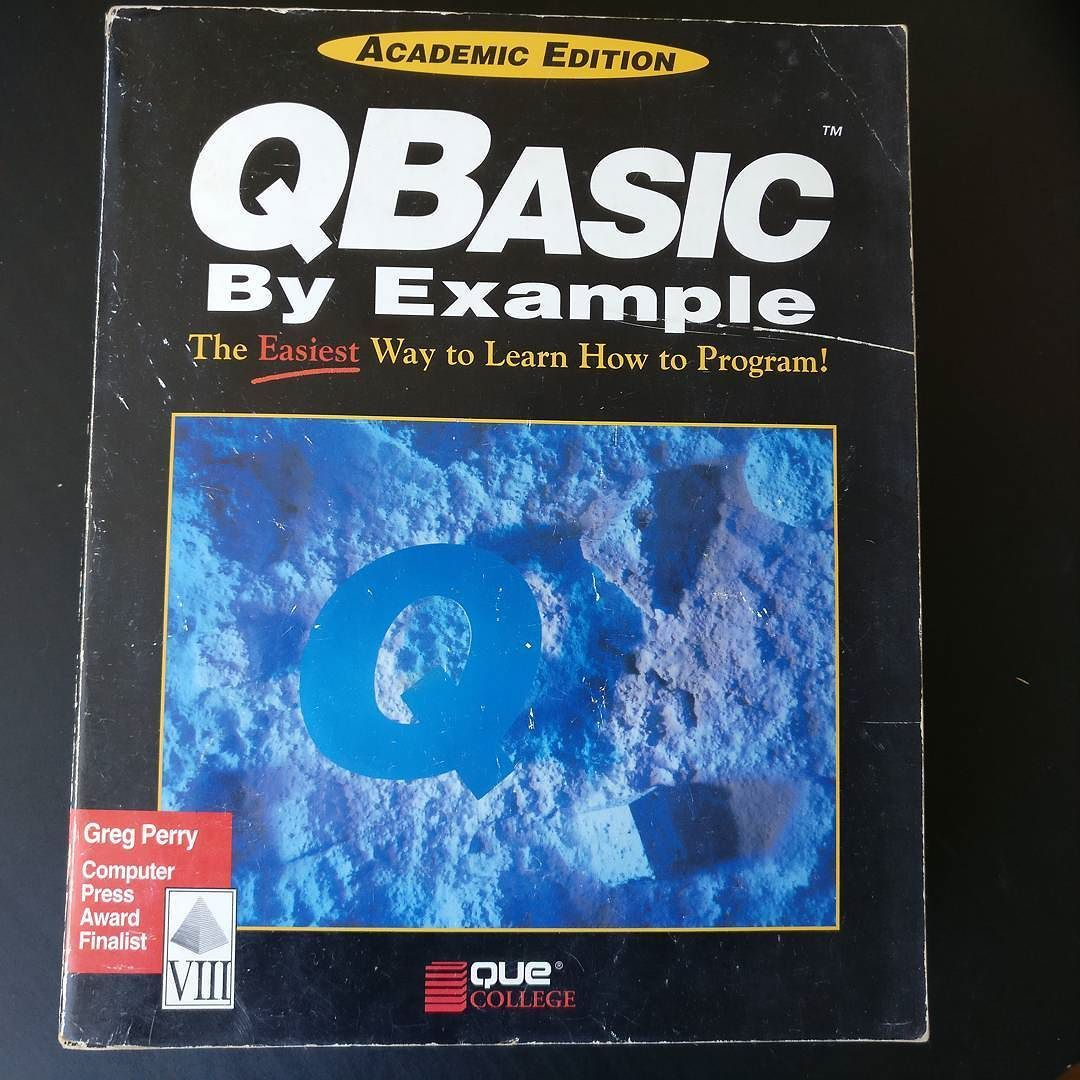 Remember when programming was fun and easy? #computers