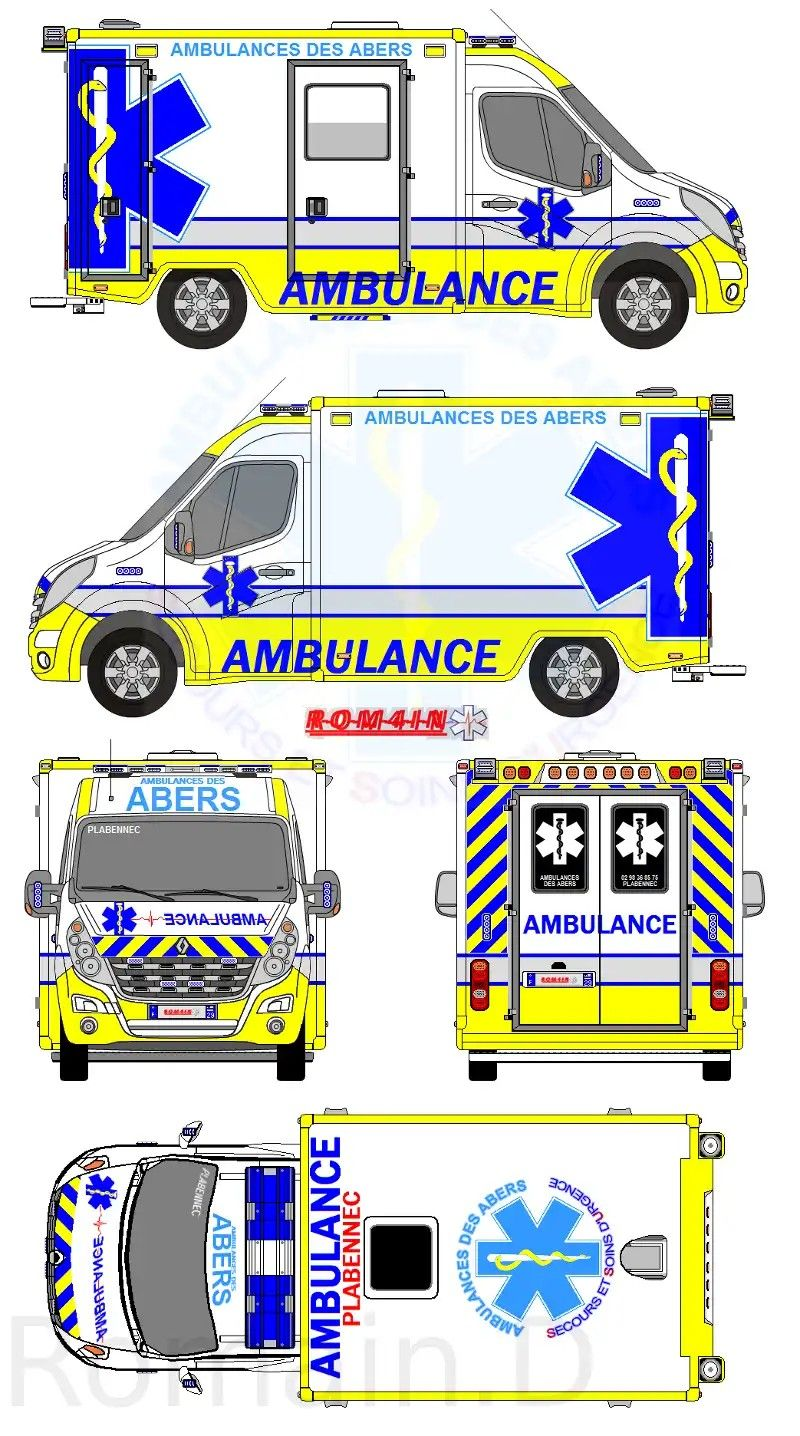 Pin By Gammeer Maitree On Ambulance Emergency Vehicles Car Sticker Design Rescue Vehicles [ 1436 x 800 Pixel ]
