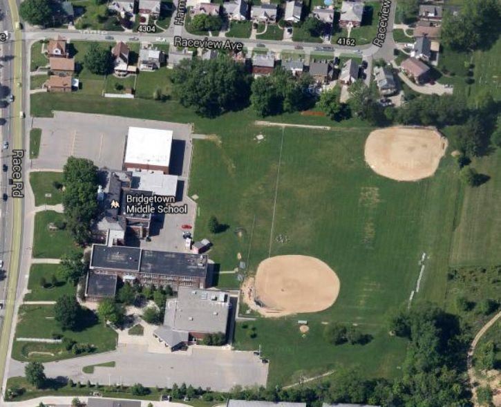 I Took Two Stabs At Little League Baseball With Rather Inauspicious Results One Here On The Fields Behind Bridgetown S Bridgetown Hometown During The Summer