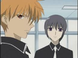 Yuki and Kyo Sohma <3