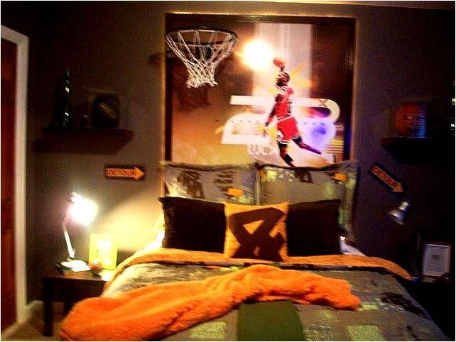 1000 images about basketball bedroom on Pinterest. Michael Jordan Bedroom