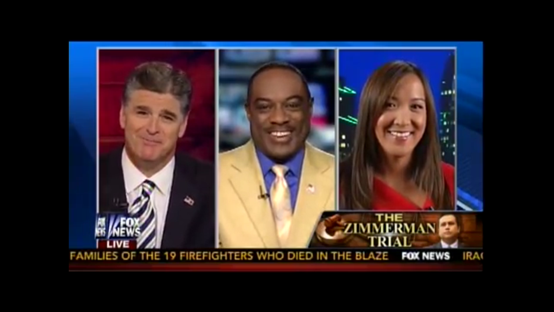 On Hannity with Sean Hannity and Rod Wheeler.