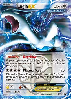 for Pokemon TCG Online digital ptcgo in Game Card Plasma Lugia Ex