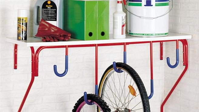 10 astuces pour am nager son garage garage photos et fils for Meuble porte velo