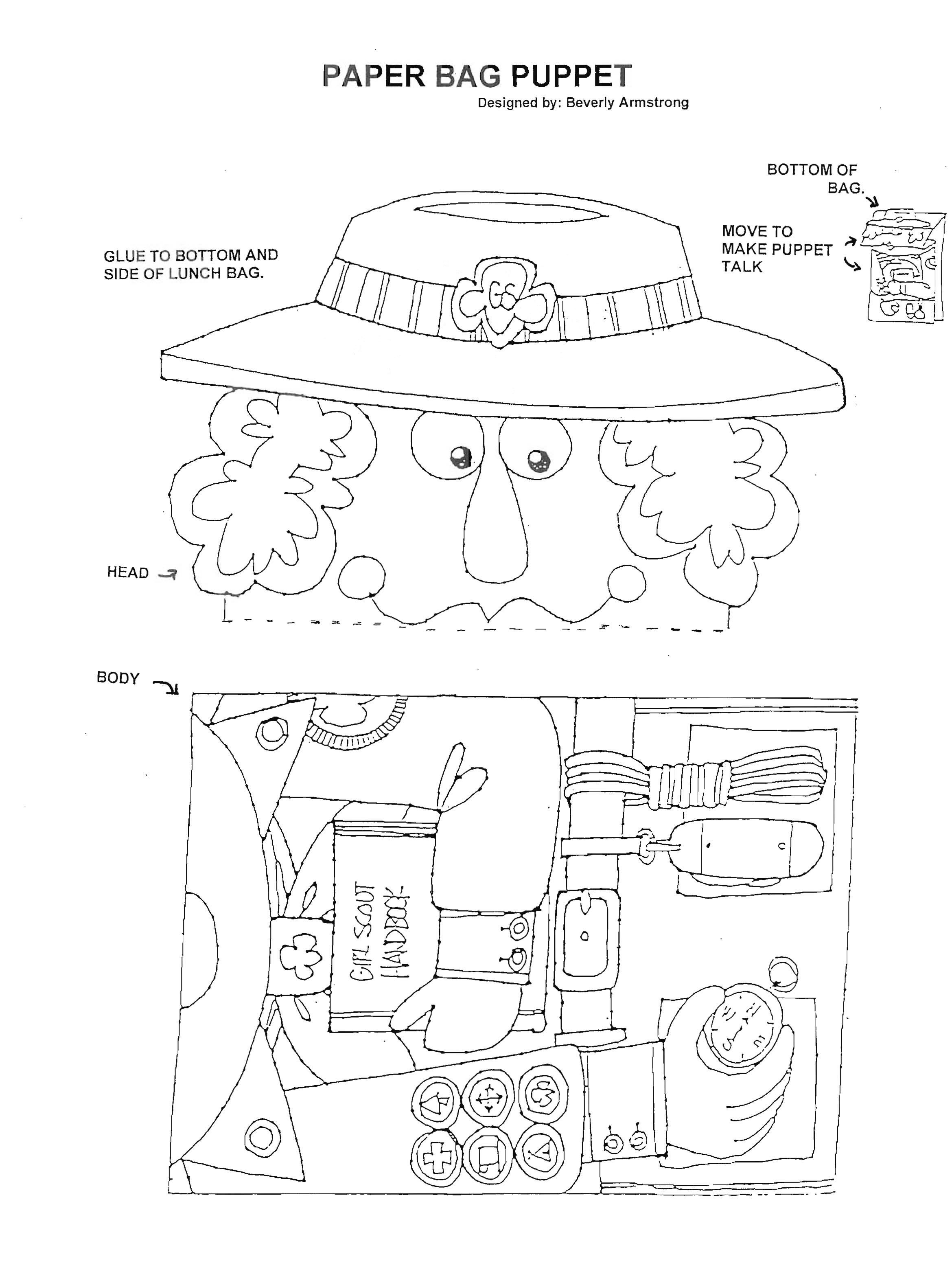girl scout coloring sheets | Daisy & Brownie Girls Scouts, activity ...