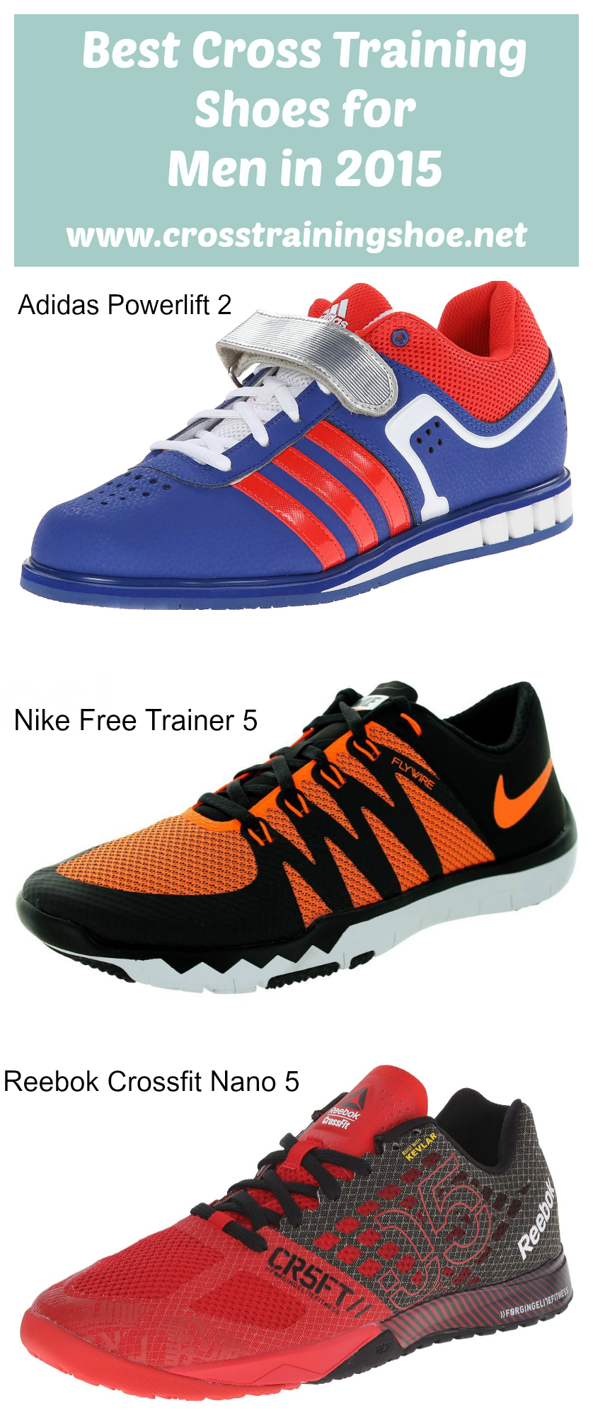 Best cross training shoes for men in 2015  19cdbff957d8