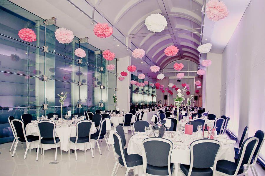Ceiling pom pom wedding decorations wedding decorations and ceiling pom pom wedding decorations junglespirit Images