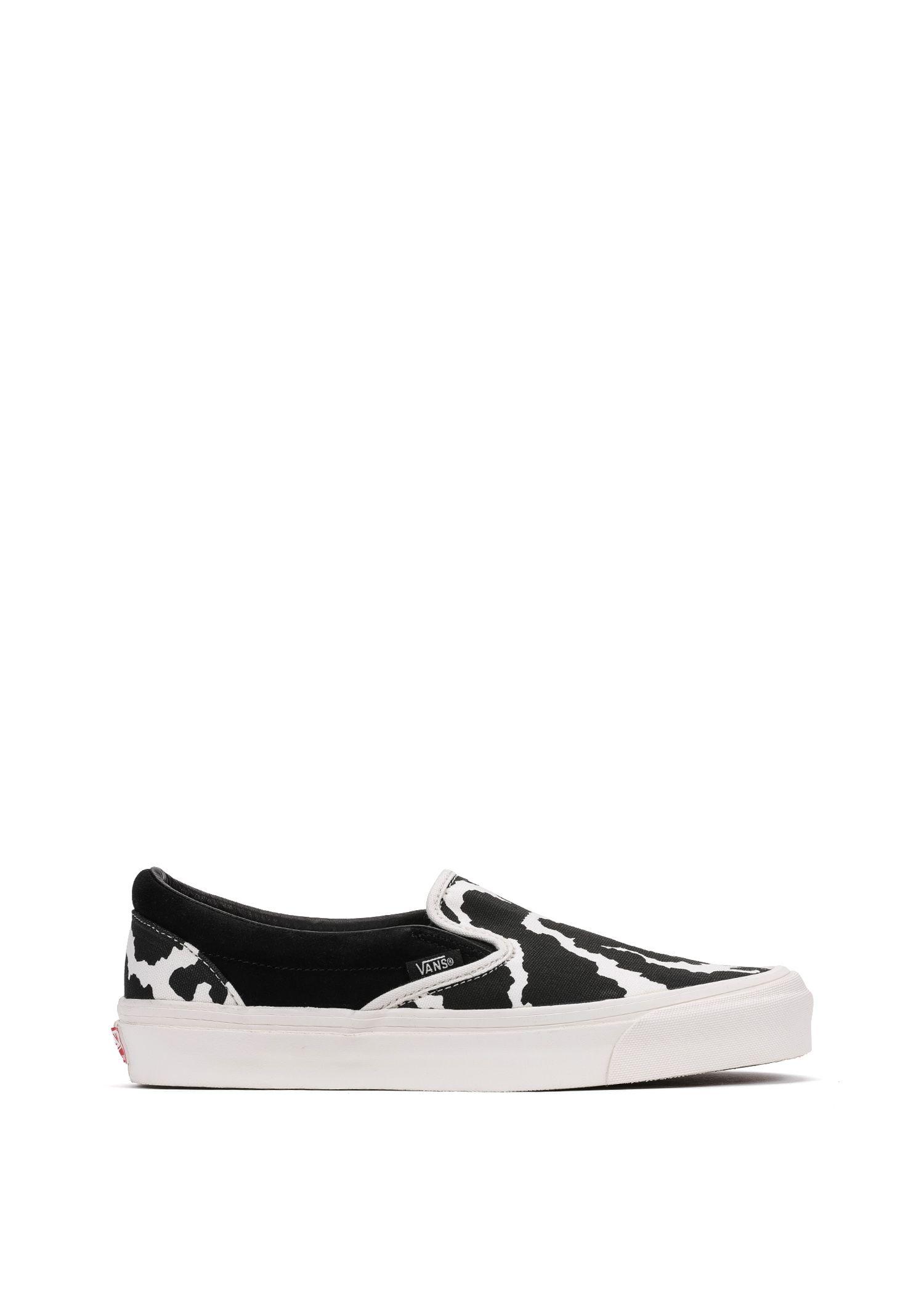 a241128c18f4 VANS OG CLASSIC SLIP-ON LX.  vans  shoes   Black Cow