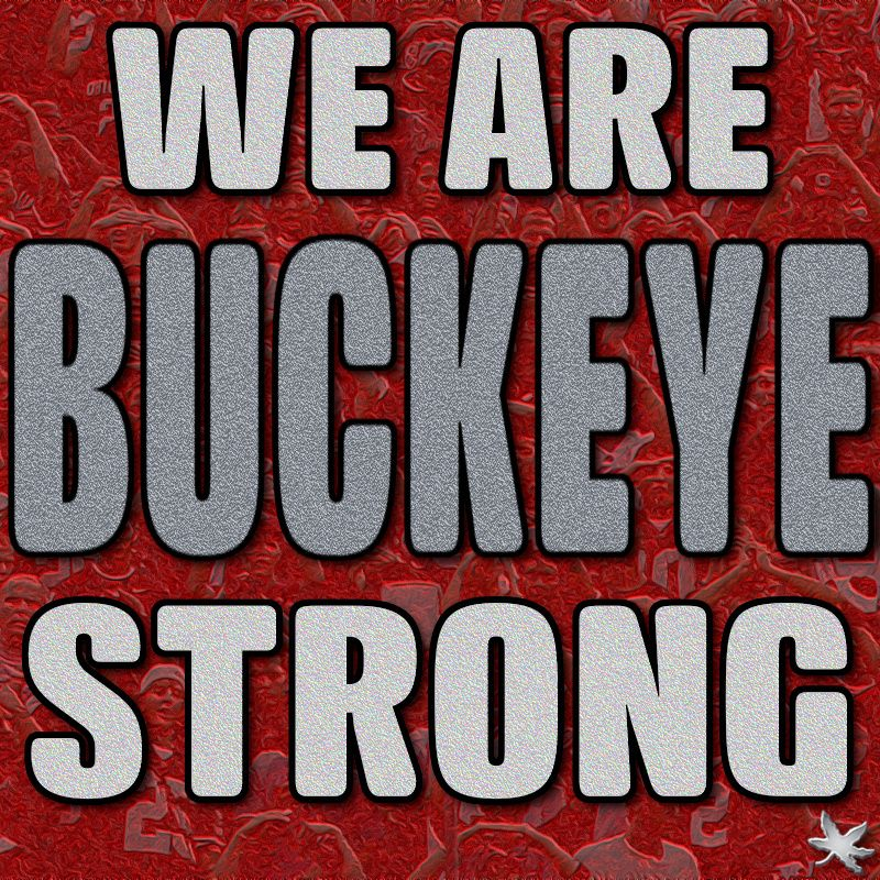 OSU Sign WE ARE BUCKEYE STRONG 2020-01-SM