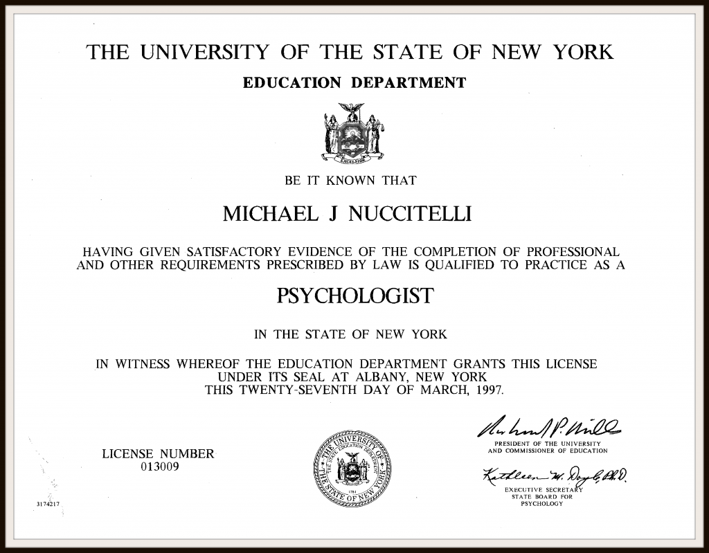 Dr Michael Nuccitelli Nys Doctoral Degree 1024x799 Internet Safety