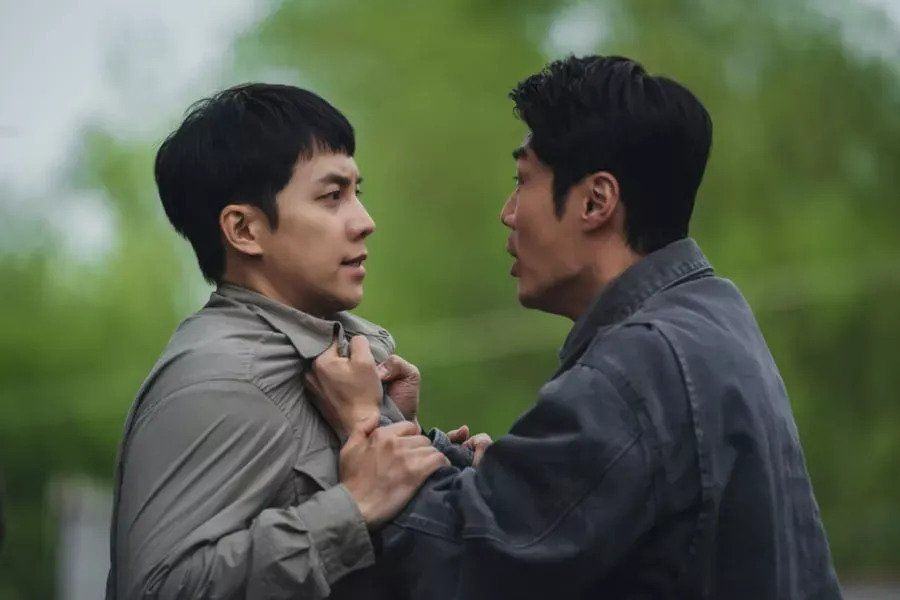 "Lee Hee Joon Is Absolutely Enraged As He Confronts Lee Seung Gi In ""Mouse"""