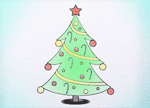 Christmas Tree Kids Art Hub Art Hub Art For Kids Christmas Tree