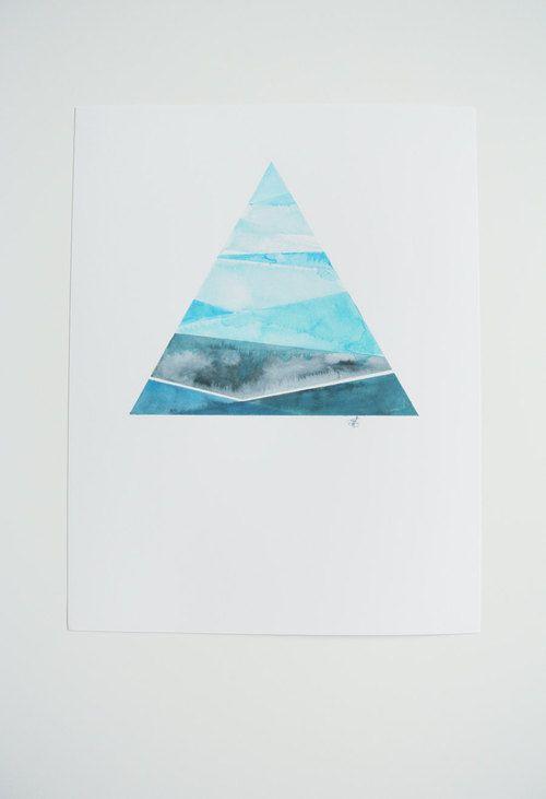 Ellen Schebor Aka Fin And Feather Tumblr Watercolor Art