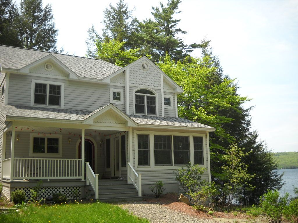 House vacation rental in Belgrade Lakes from