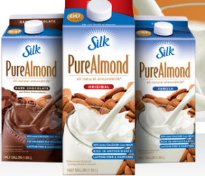 Publix Silk Pure Almond Milk For 75 Silk Almond Milk Milk Coupons Silk Milk