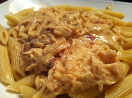 Crockpot Italian Chicken