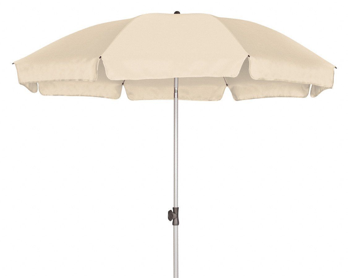 GoodSun Parasol BE, off-white, approx. 200 cm | Garden Furniture and ...