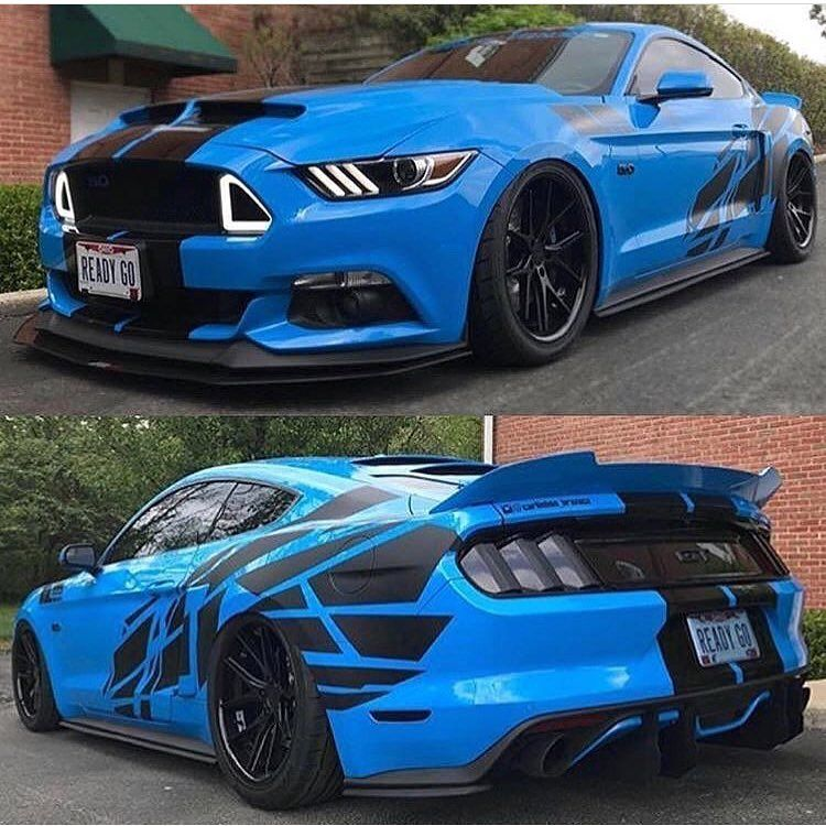 Daily Dose Of Mustangs On Instagram Grabber Blue Coyote