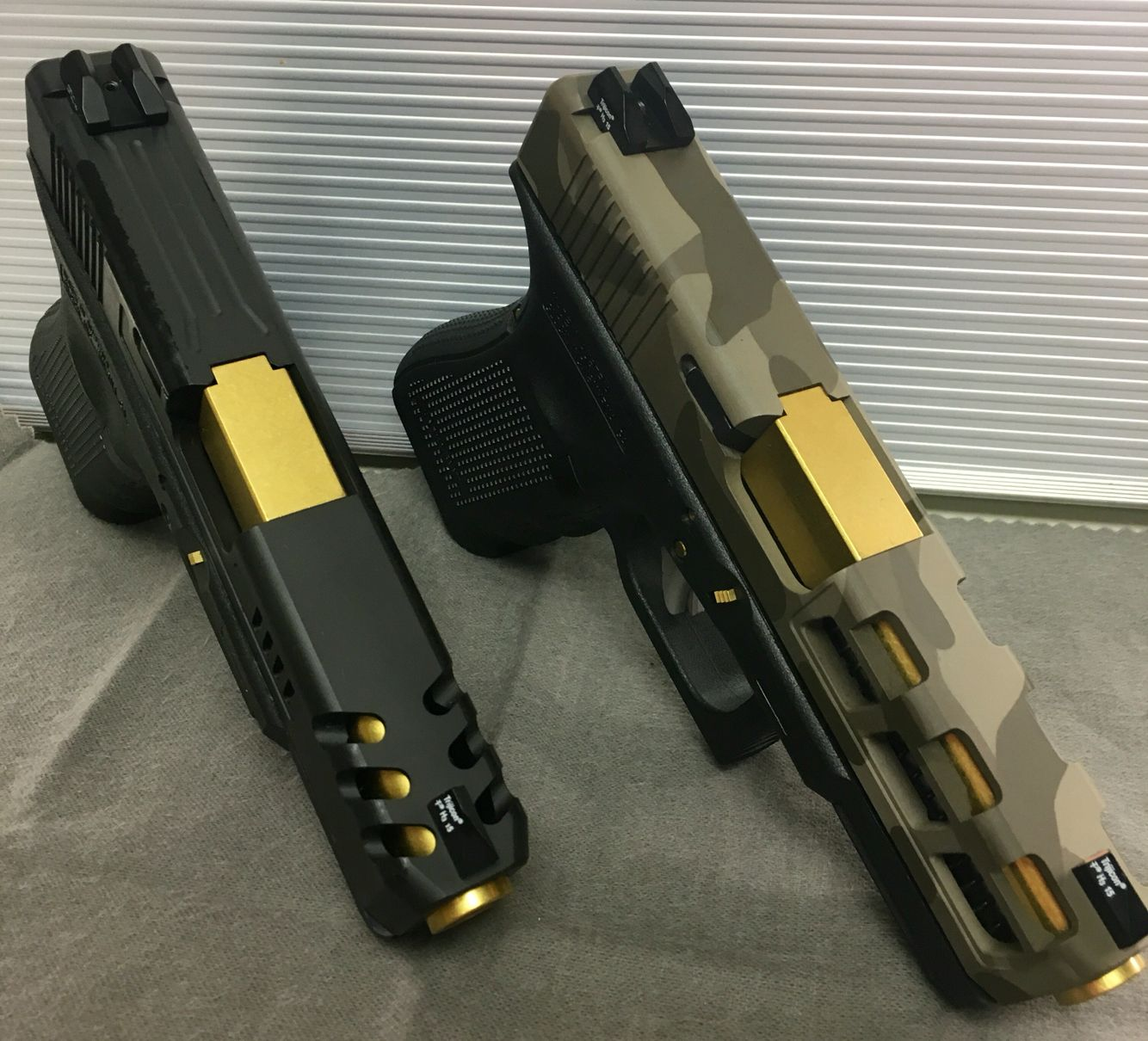 Custom Glock 19 Loading that magazine is a pain! Get your ...