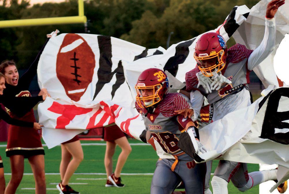 High School Sports Photography Tips: Photo By Katie Bullock, Winnetonka High School, Kansas