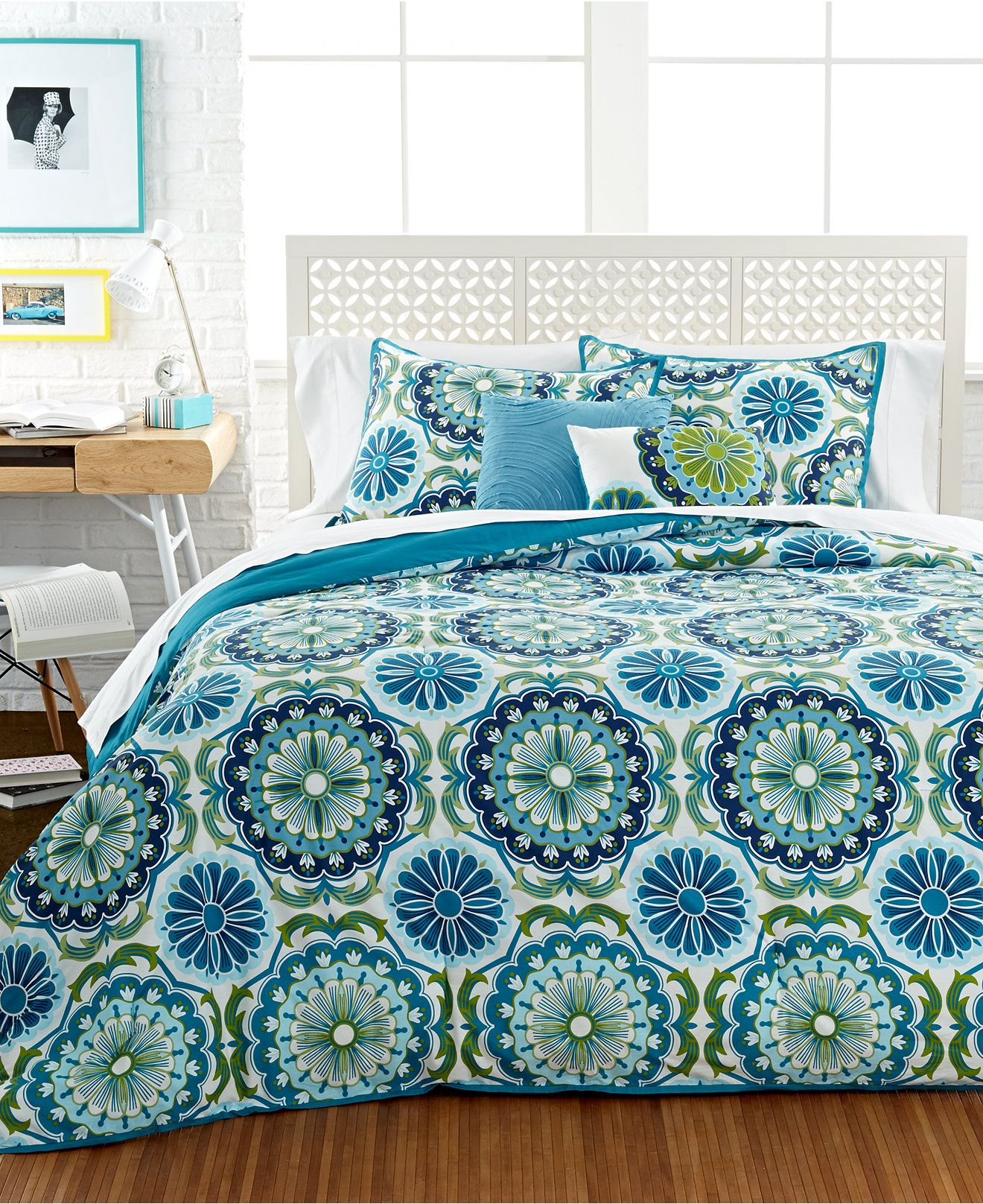 Design Comforters For Teens dahlia 5 piece comforter and duvet cover sets teen bedding bed bath