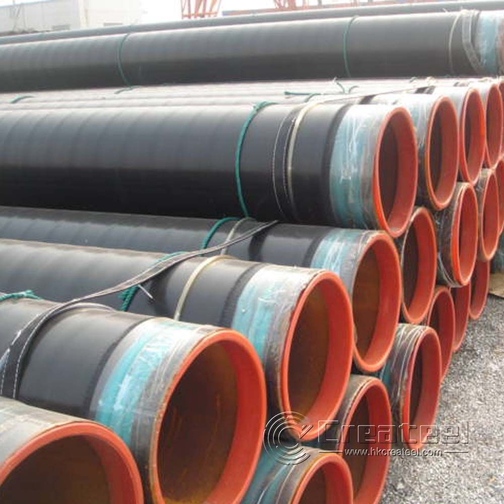 Pin On 3pe Coating Steel Pipe