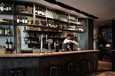 Awesome Commercial Bar Design Ideas Images - Moder Home Design ...