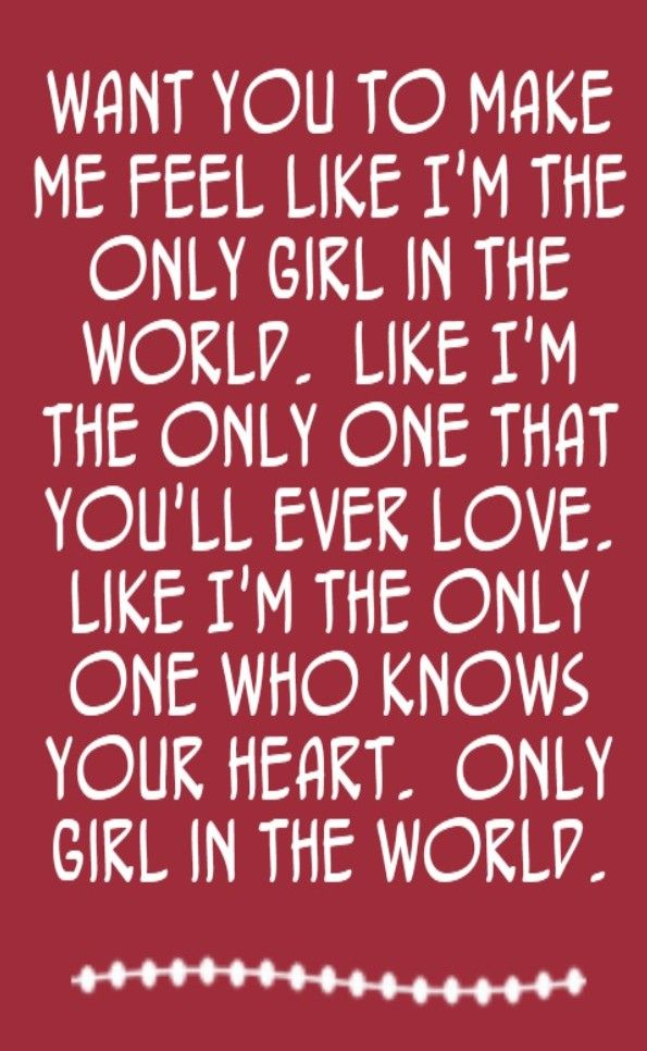 Lyric love rihanna lyrics : Rihanna - Only Girl (In The World) - song lyrics, song quotes ...