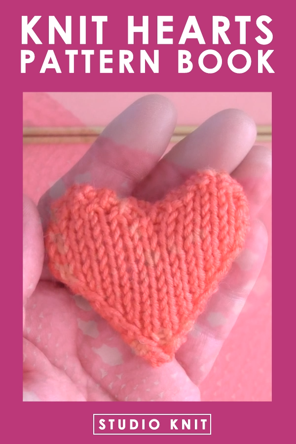 Photo of 5 Most Popular Heart Knitting Patterns
