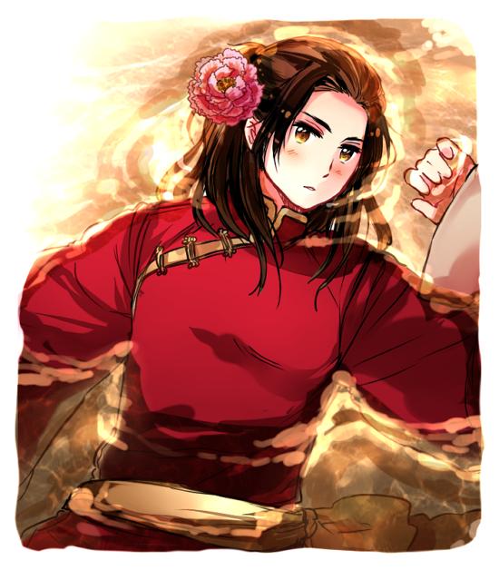 Yao by ROSEL-D on deviantART