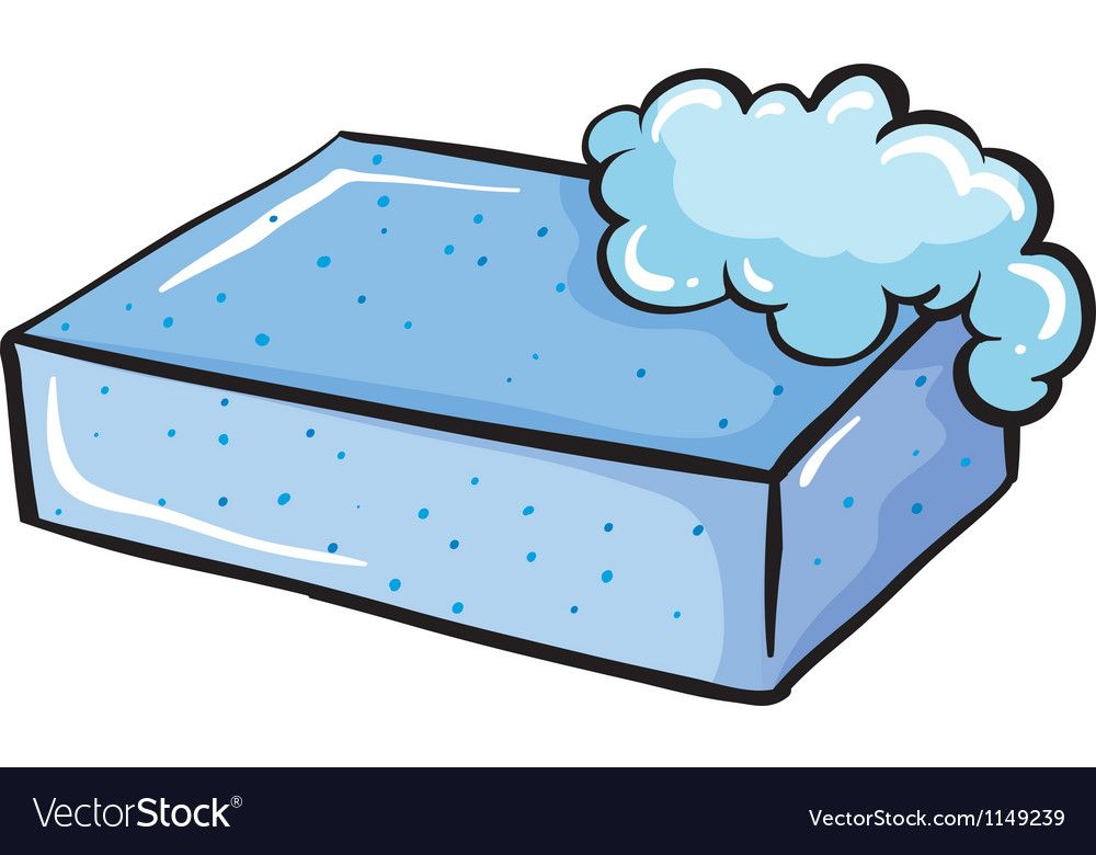 a blue soap vector image on vectorstock blue soap soap vector free a blue soap vector image on vectorstock