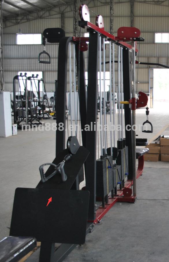 MND Fitness 8 Station Functional Training Equipment