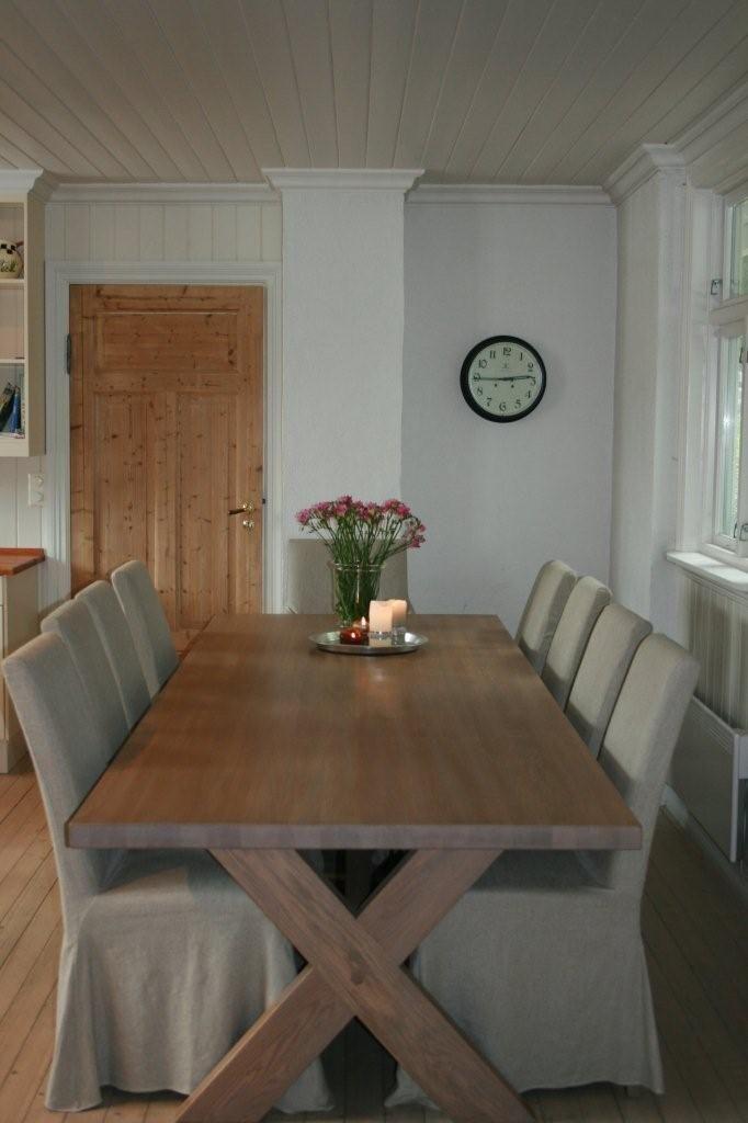 Herlig Cross spisebord fra Brubakken Home   New home   Dining table, Home EL-65