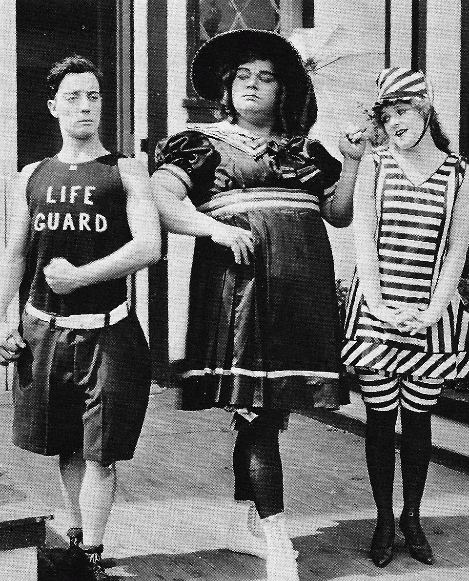 Image result for fatty arbuckle buster keaton