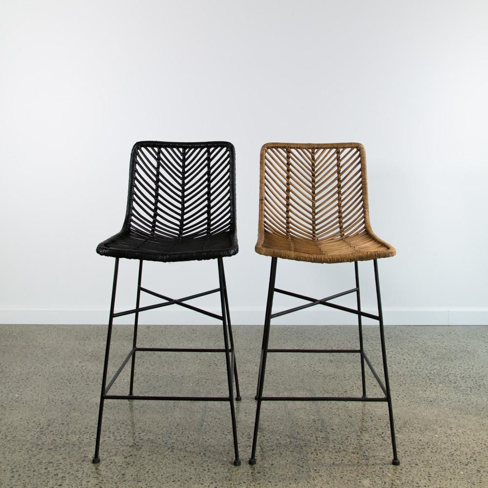 Interesting Wicker Bar Stools Trend Ideen Wicker Bar Stools Canada