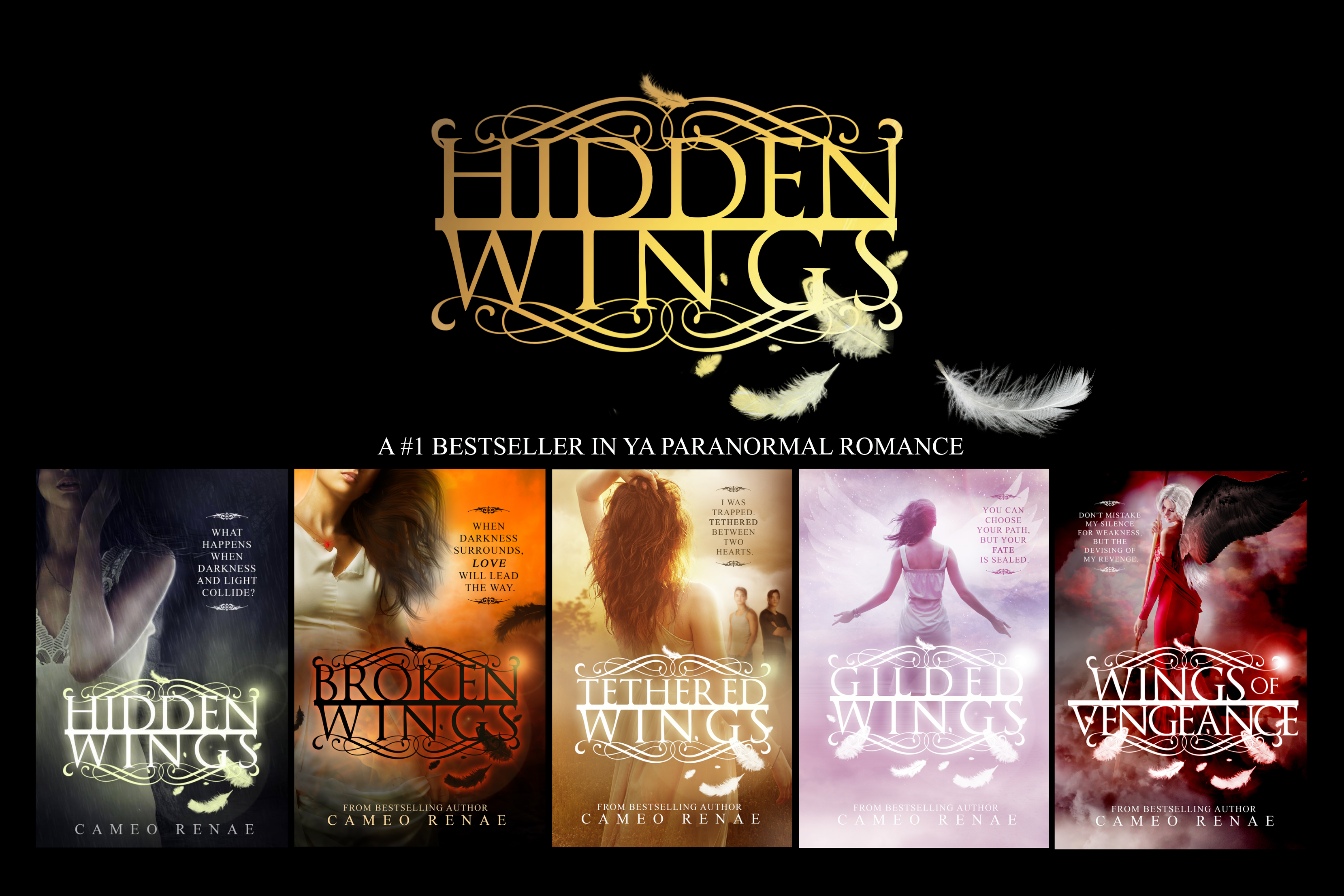 Young adult paranormal books #12