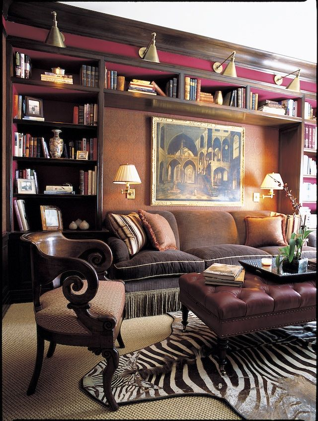 The Lighting And Everything Else Alessandra Branca  Living Beauteous Living Room Library Design 2018